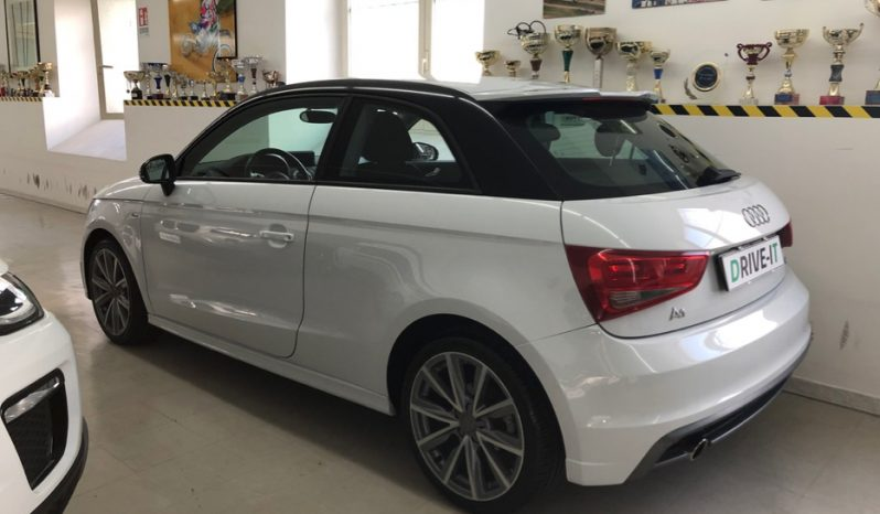 Audi A1 1.6 TDI S-Tronic S-Line Admired completo